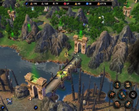 Heroes of Might and Magic 5: Hammers of Fate скачать торрент