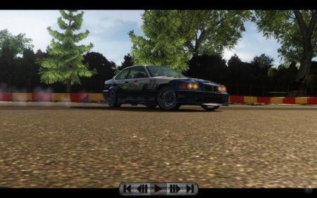 Ferrari Virtual Race Drift Mod 2