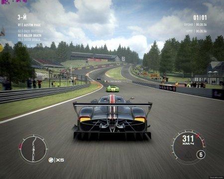 Race driver grid скачать на русском