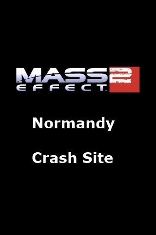 Mass Effect 2: Normandy Crash Site