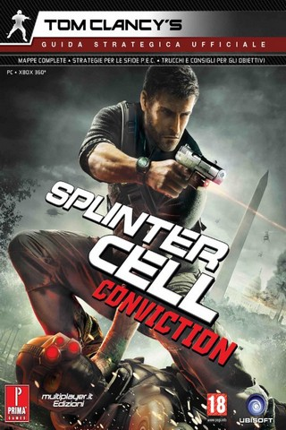 TC Splinter Cell: Conviction