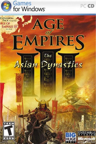 Age of Empires 3: Asian Dynasties