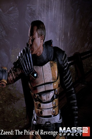 Mass Effect 2: Zaeed