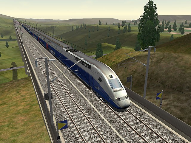 Скачать microsoft train simulator с русскими поездами.