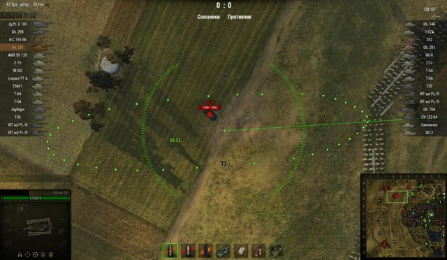 Танки от war thunder gameplay ita aeriana