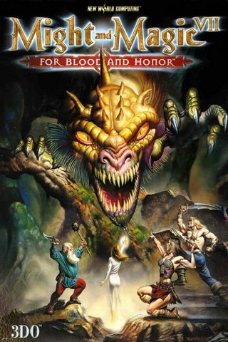 Might and Magic VII: For Blood