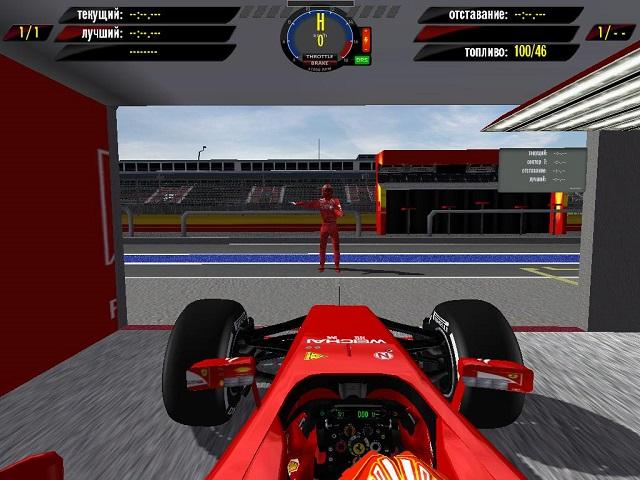 Игра F1 2006 Торрент