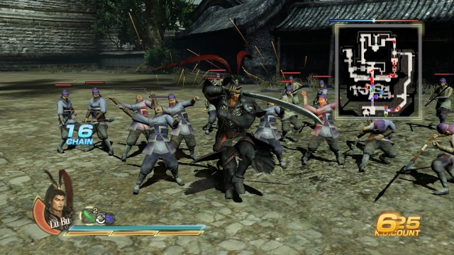 Dynasty warriors 8 xtreme legends complete edition playstationvita.