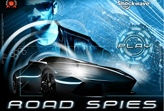 Road Spies - гонки на машинах играть онлайн