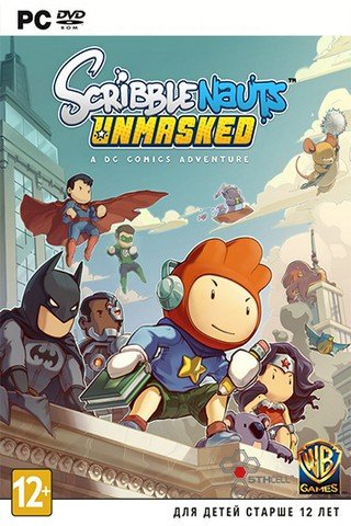 Scribblenauts Unmasked: A DC