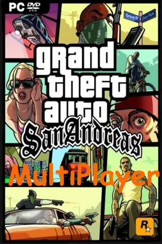 GTA: San Andreas MultiPlayer