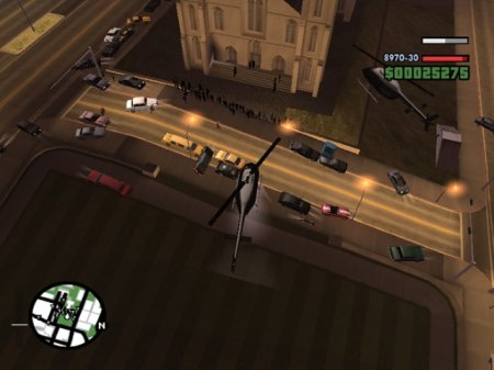 Grand Theft Auto: San Andreas MultiPlayer
