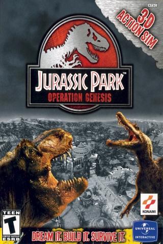 Jurassic Park Operation Genesis скачать игру