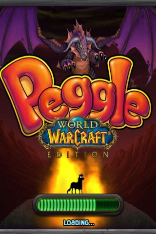 Peggle: World of Warcraft Edition
