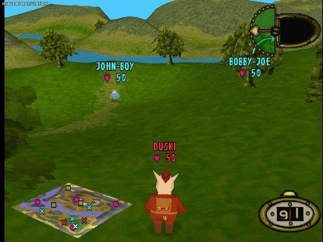 Hogs of war • windows games • downloads @ the iso zone.
