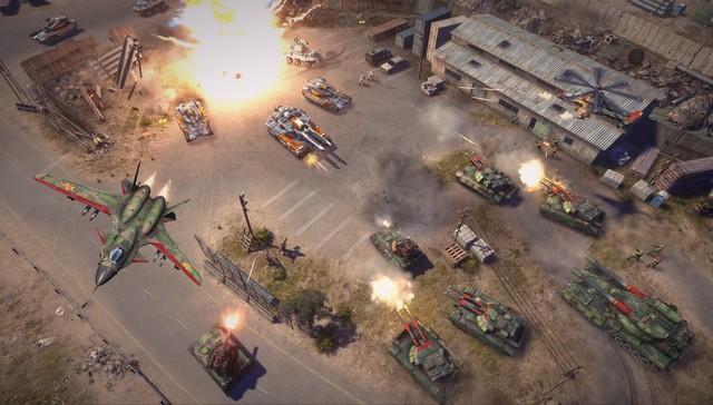 скачать игру генералы 5 через торрент на русском бесплатно 2014 - фото 3