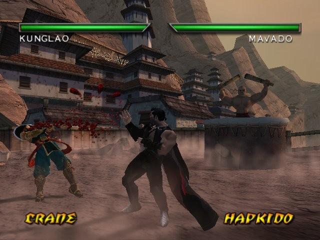 Mortal Kombat Deadly Alliance скачать торрент бесплатно на PC