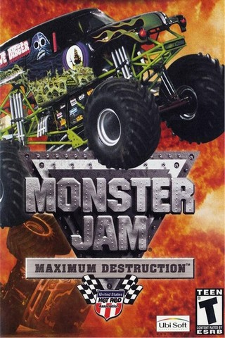 Monster Jam: Maximum