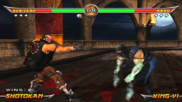 Mortal kombat:deception unleashx a/v skin • skins • downloads.