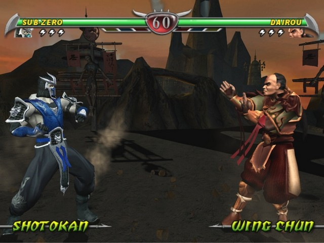Mortal kombat deception pc games + activation number full download.