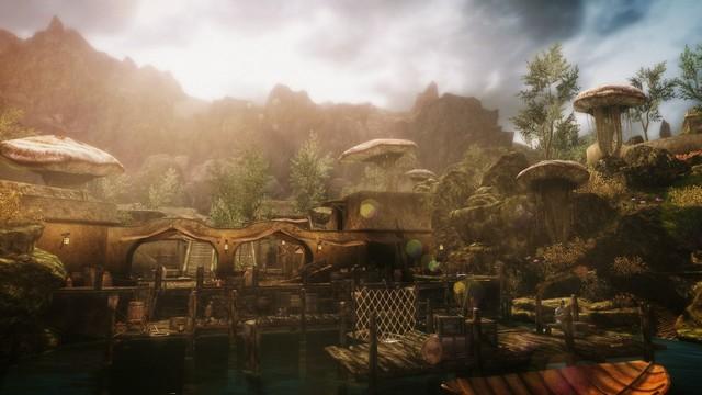 Morrowind на Движке Skyrim скачать торрент