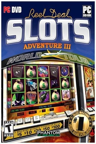 Reel Deal Slots: Adventure 3 World