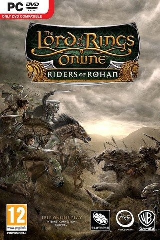TLotR Online: Riders of Rohan