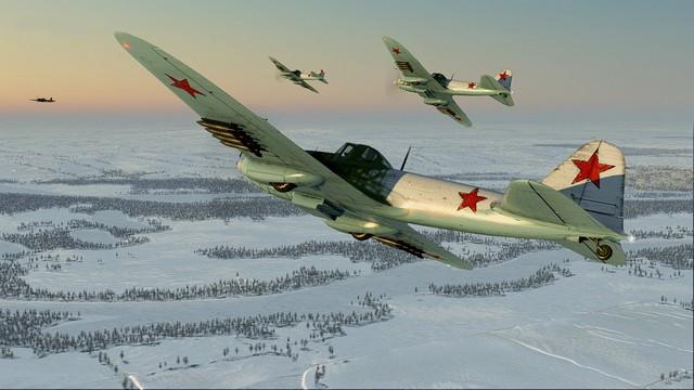 ил-2 штурмовик битва за сталинград 2015 скачать торрент механики