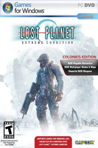 Lost Planet: EC – Colonies Edition
