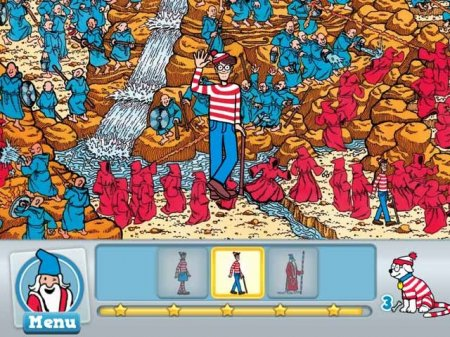 Where's Waldo?: The Fantastic Journey