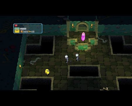 Adventure Time: Explore the Dungeon Because