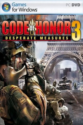 Code of Honor 3: Desperate