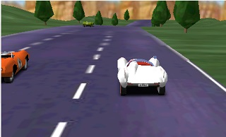 Speed Racer Game - онлайн гонки