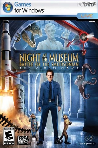 Night at the Museum: Battle