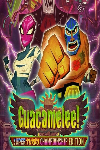 Guacamelee! Super Turbo