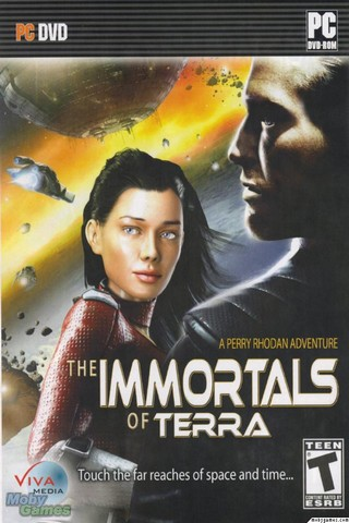 The Immortals of Terra: A Perry