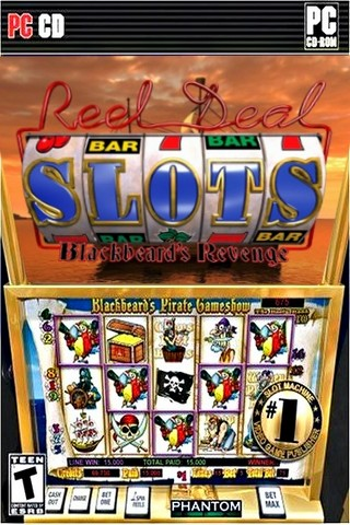 Reel Deal Slots Blackbeard's