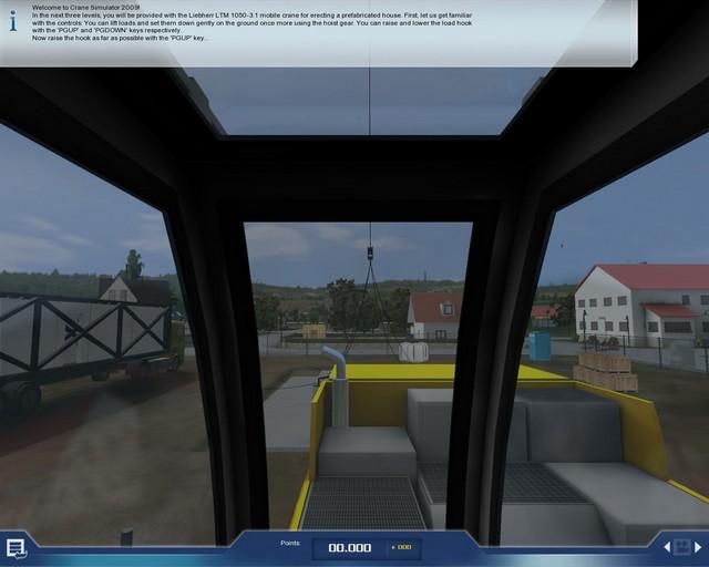 Скачать симулятор крана башенного