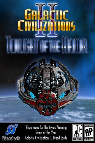 Galactic Civilizations II: Twilight