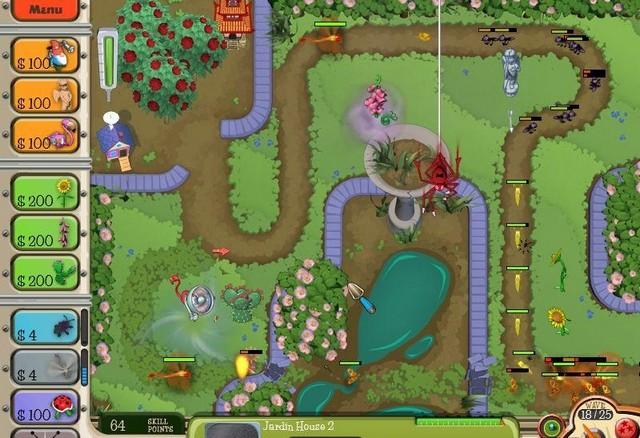 Defence garden