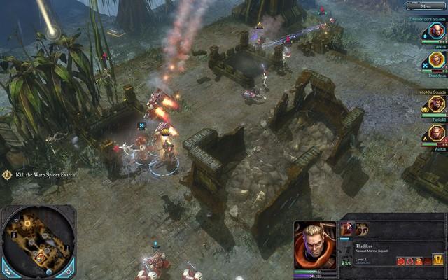 Warhammer 40,000: dawn of war — soulstorm скачать торрент.