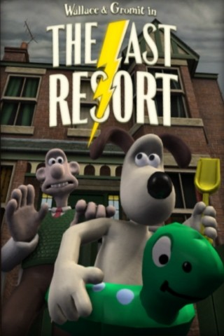 Wallace & Gromit Grand Ep2