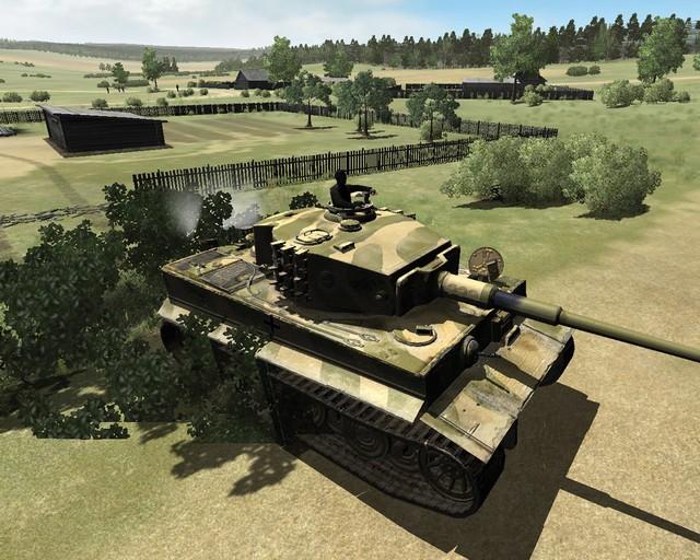 T34 vs tiger (mod) youtube.