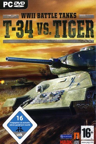 WWII BattleTanks: T-34 vs. Tiger