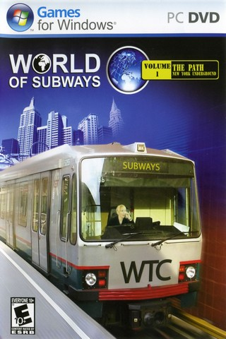 World of Subways Vol.1: The Path