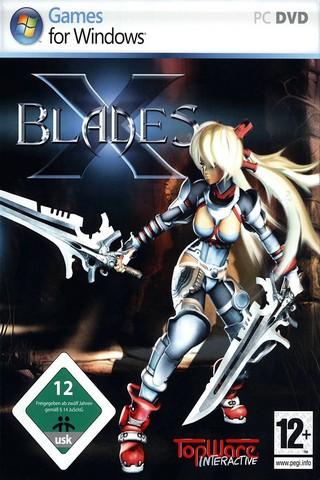 X-Blades скачать торрент бесплатно на PC