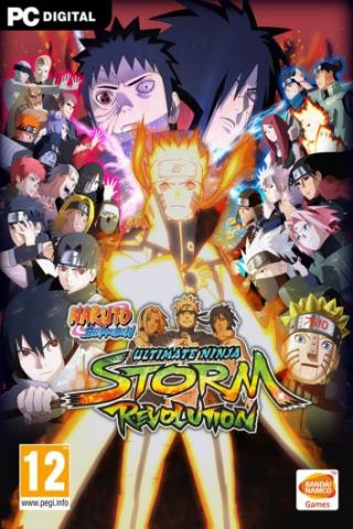 Naruto shippuden: ultimate ninja storm 3 full burst hd (2017.