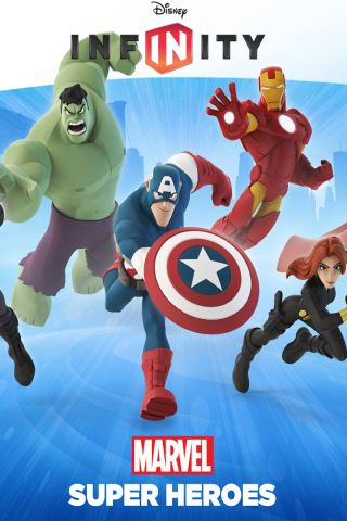 Disney Infinity: Marvel Super