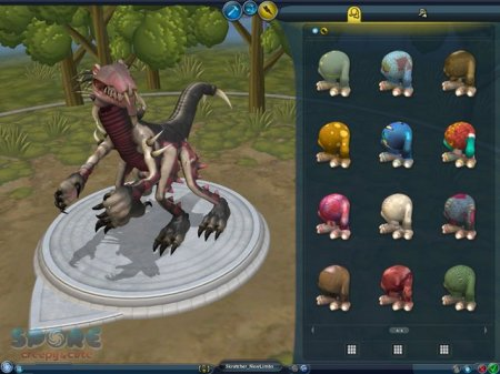 Spore: Creepy and Cute