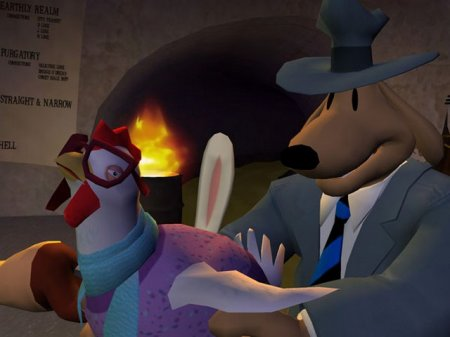Sam&Max Episode 205: What`s New, Bellzebub?